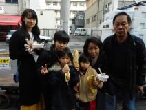 【JA大津松茂】 仲の良さ溢れる可愛いご家族☆ お味はいかがですか?